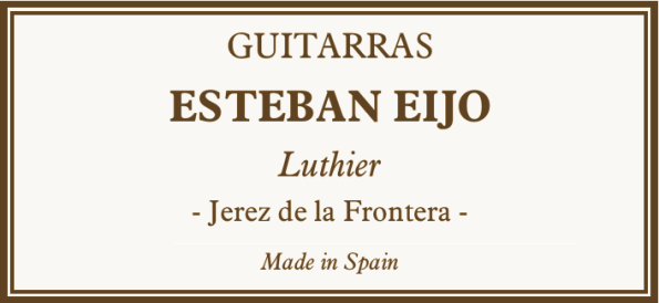 Esteban Eijo Guitars